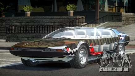 Pegassi Toreador L11 para GTA 4