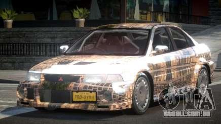 Mitsubishi Evolution VI PSI RC PJ6 para GTA 4