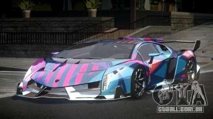 Lamborghini Veneno GT Sport L4 para GTA 4