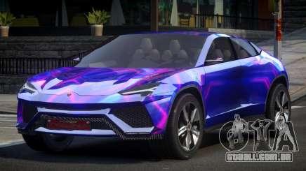 Lamborghini Urus RS L4 para GTA 4