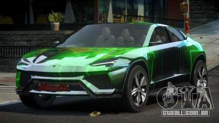 Lamborghini Urus RS L6 para GTA 4