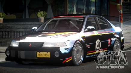 Mitsubishi Evolution VI PSI RC PJ11 para GTA 4