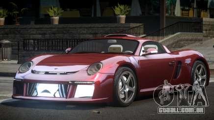 RUF CTR3 GT para GTA 4
