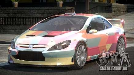 Peugeot 307 GST-R L9 para GTA 4