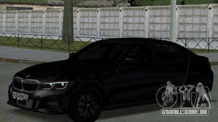 BMW 330i G20 para GTA San Andreas