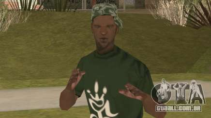 Young Sweet Johnson Mod para GTA San Andreas