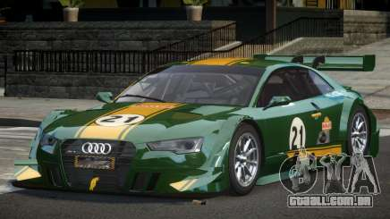 Audi RS5 GST Racing L9 para GTA 4
