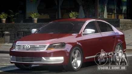 Volkswagen Passat B7 V1.2 para GTA 4