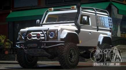 Land Rover Defender Off-Road para GTA 4