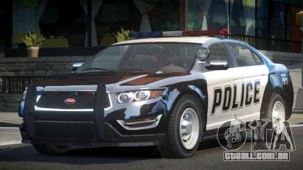 Vapid Stanier LSPD Police Cruiser para GTA 4