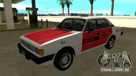 Chev Opala Diplomata 1987 Rádio Taxi da COOPERT para GTA San Andreas