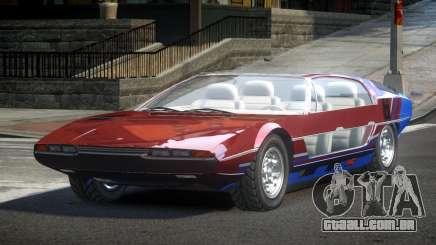 Pegassi Toreador L6 para GTA 4