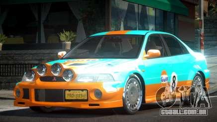 Mitsubishi Evolution VI PSI RC PJ7 para GTA 4