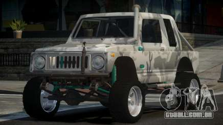 Suzuki Samurai Off-Road PJ2 para GTA 4