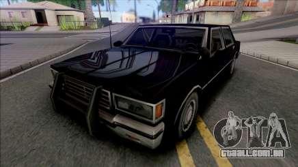 FBI Car para GTA San Andreas