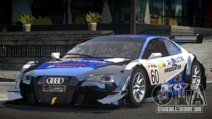 Audi RS5 GST Racing L7 para GTA 4