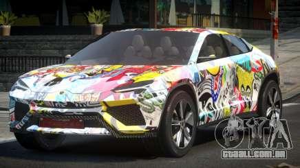 Lamborghini Urus RS L1 para GTA 4