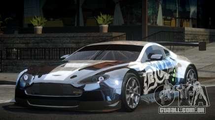 Aston Martin Vantage GST Racing L3 para GTA 4