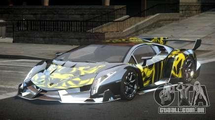 Lamborghini Veneno GT Sport L6 para GTA 4