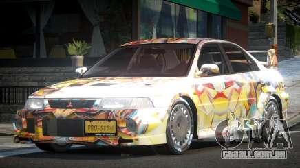 Mitsubishi Evolution VI PSI RC PJ4 para GTA 4