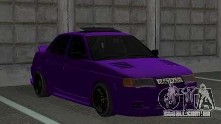 Vaz 2110 Sintonia para GTA San Andreas