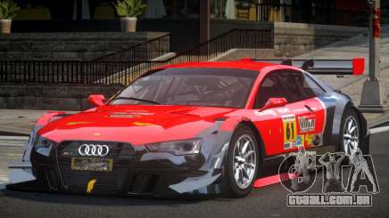 Audi RS5 GST Racing L1 para GTA 4