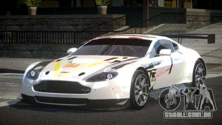 Aston Martin Vantage GST Racing L1 para GTA 4