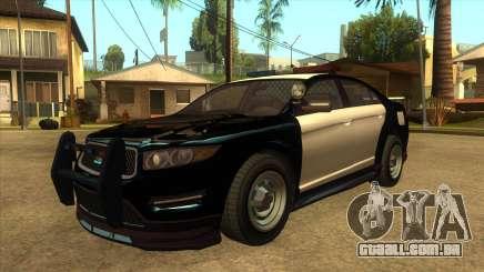 MgRP Polícia Vapid Interceptor v2 para GTA San Andreas