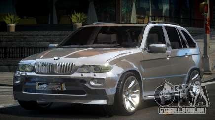 BMW X5 GST V1.3 para GTA 4