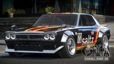 1977 Nissan Skyline KGC10 GT L4 para GTA 4