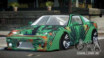 Nissan 380SX PSI Drift L1 para GTA 4