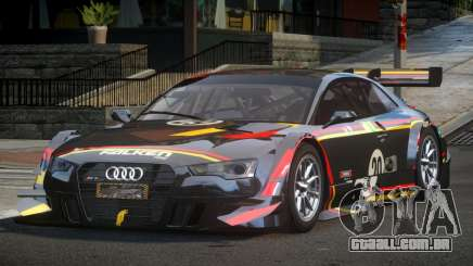 Audi RS5 GST Racing L5 para GTA 4