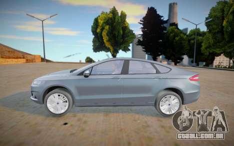 Ford Fusion Titanium para GTA San Andreas