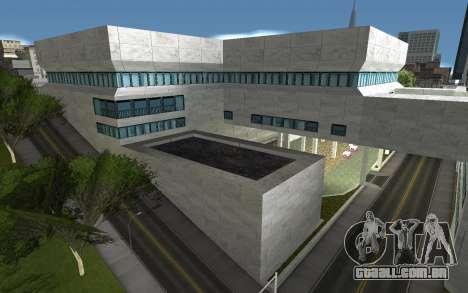 Centro SF_Medical para GTA San Andreas