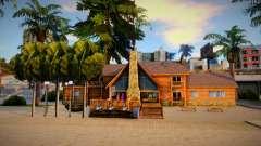 New House In Santa Maria Beach para GTA San Andreas