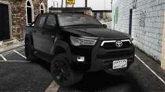 Toyota Hilux 2021 invencível Exclusive