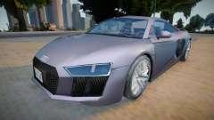Audi R8 - Improved para GTA San Andreas
