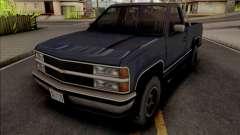 Chevrolet Silverado 2001 Improved para GTA San Andreas