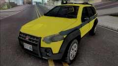 Fiat Palio Weekend Adventure 2013 Taxi RJ