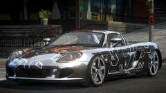Porsche Carrera GT BS-R L10 para GTA 4