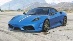 Ferrari Scuderia Spider 16M 2008〡add-on para GTA 5