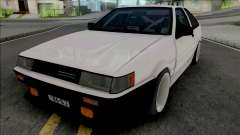 Toyota AE86 Levin Touge Version