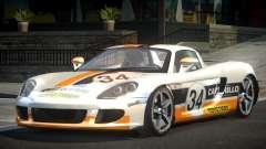 Porsche Carrera GT BS-R L11 para GTA 4