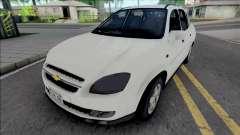 Chevrolet Corsa Classic 2010 Improved para GTA San Andreas