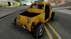 Volkswagen Fusca Buggy (Baja) Improved