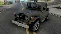 Toyota Bandeirante (Jeep) para GTA San Andreas