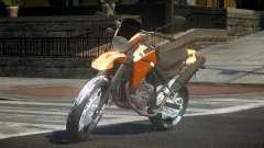 Yamaha XT660 para GTA 4