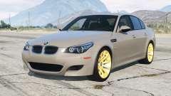 BMW M5 (E60) 2006〡add-on para GTA 5