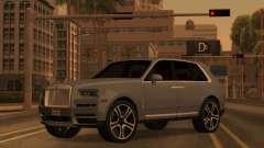Rolls-Royce Cullinan 19 para GTA San Andreas