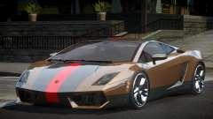 Lamborghini Gallardo GST-R L8 para GTA 4
